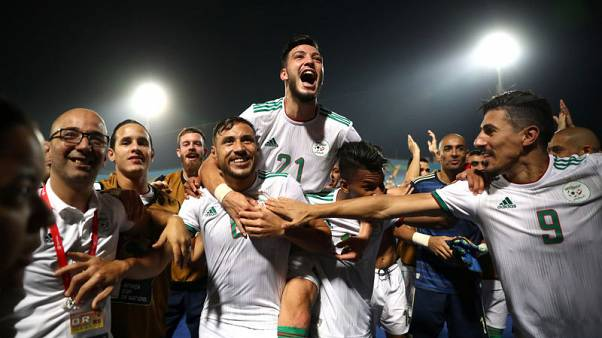 Algeria coach believes, even if nobody else does