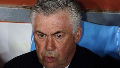 Ancelotti: Sarri? Dispiacere per tifosi
