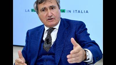 Nave sbanda: sindaco, Toninelli decida