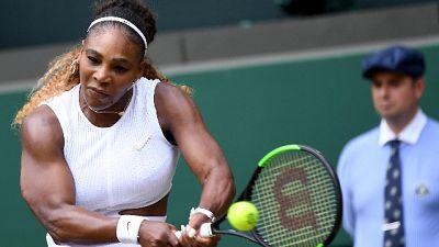 Wimbledon: S.Williams batte Navarro