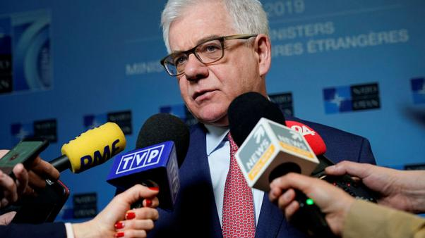 Poland open to investment from China - foreign minister