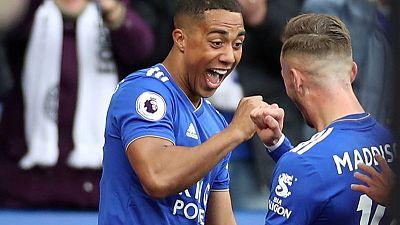 Leicester sign midfielder Tielemans from Monaco