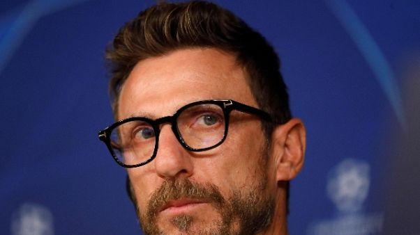 Di Francesco, ho scelto io la Sampdoria