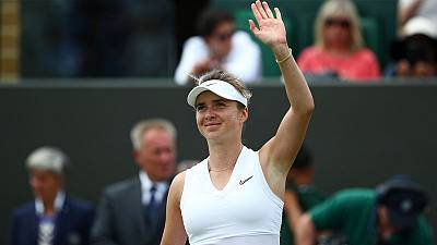 Boxing fan Svitolina hoping to go the distance