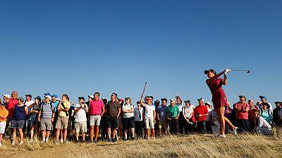 Golf - Women's British Open prize money up 40%