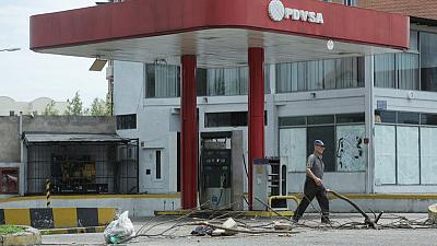 Squeezed by sanctions, Venezuela sells oil to tiny Turkish firm
