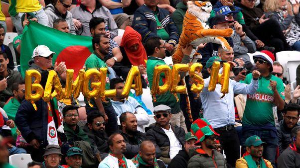 Bangladesh part ways with head coach Rhodes - report