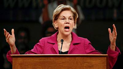 Warren raises $19.1 million for presidential bid in second quarter, third among crowd of rivals