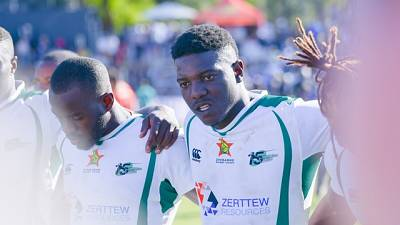 Brendon Mandivenga Named Captain of the Zimbabwe National Rugby Team, The Sables