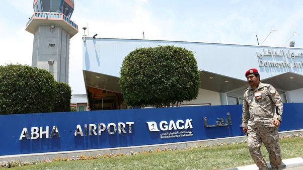 قناة العربية: الملاحة الجوية بمطار أبها تسير بشكل طبيعي بعد اعتراض طائرة للحوثيين