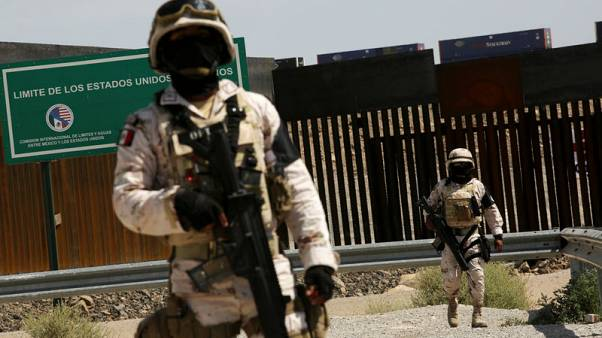 Mexico human rights group concerned about National Guard detaining U.S.-bound migrants