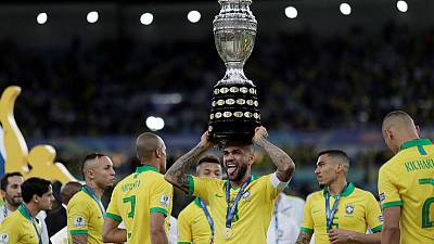 Brazil streets ahead but rest of South America far behind Europe