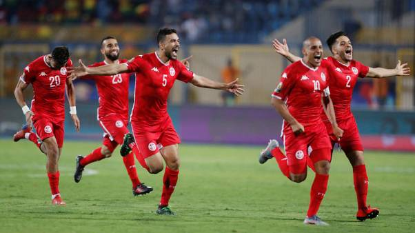 Tunisia take last place in the Cup of Nations quarter-finals