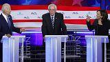 Factbox: Two Republicans, two dozen Democrats vie for U.S. presidential nomination