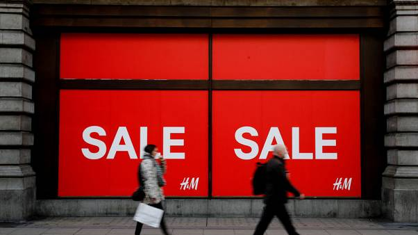 UK shops suffer slowest growth on record in 12 months to June - BRC