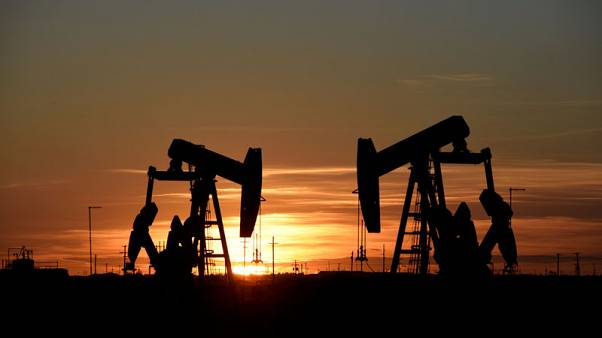 Oil prices drop as trade tensions stoke economy worries