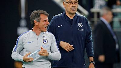 Zola says Chelsea got rid of Sarri too soon