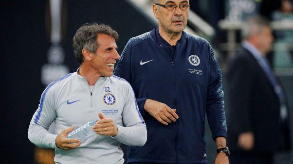 Zola says Chelsea got rid of Sarri too soon