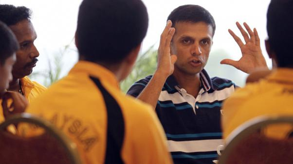 Dravid appointed head of cricket at national academy
