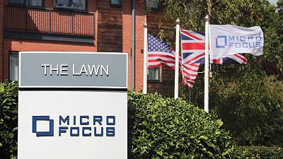 Micro Focus's first half blemished by drop in licence revenue