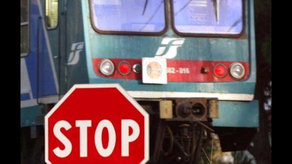 Lavori su Me-Pa, treni sospesi in estate