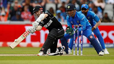 India dominate New Zealand before rain forces reserve day in Manchester