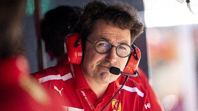 """F1, Binotto """"novità a Silverstone"""""""