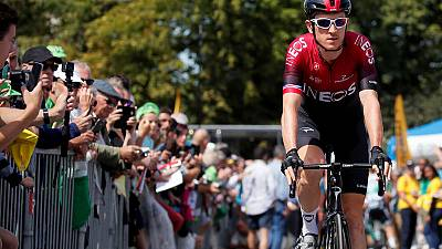Cycling: Thomas puts Tour time loss into perspective