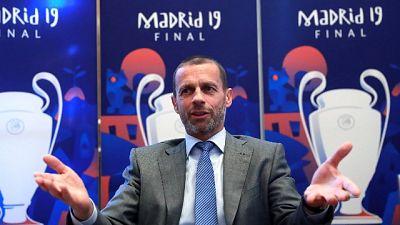 'Da Ceferin complimenti per Euro U21'
