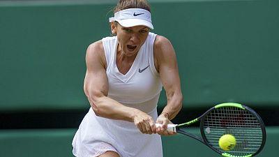 Tennis-Wimbledon day eight