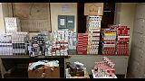 Ogni anno 132 mld sigarette contrabbando