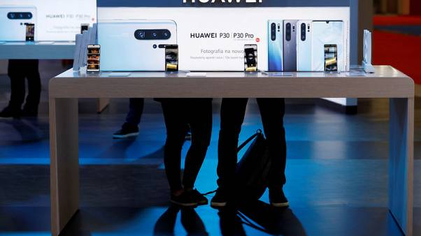 U.S. to approve sales it deems safe to blacklisted Huawei