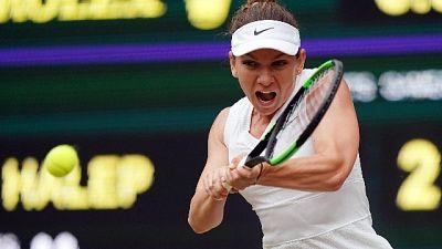 Wimbledon: Halep prima semifinalista