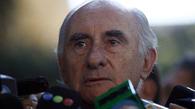 Argentina's pre-default president de la Rua dies at 81