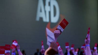 German election officials threatened after rejecting far-right candidates