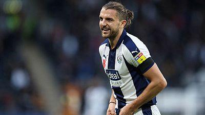 Rodriguez rejoins boyhood club Burnley from West Brom