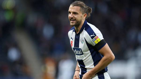 Rodriguez rejoins boyhood club Burnley from West Brom
