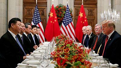 U.S., Chinese negotiators hold 'constructive' phone talks on trade