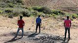 مهاجرون يصرون على الوصول إلى أوروبا رغم حملة مغربية