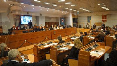 C.Conti:contestazioni per 34 consiglieri