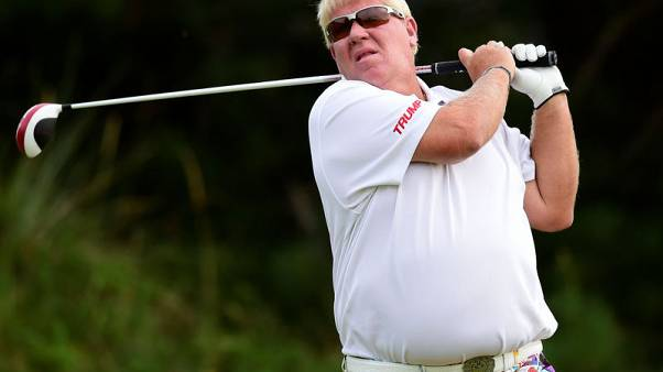 Golf: American Daly withdraws from British Open - report