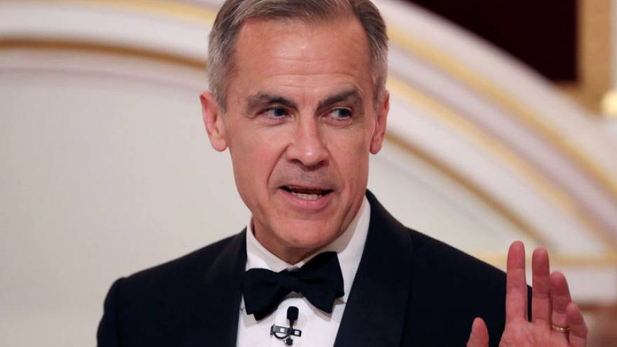Germany, France agreed to back Carney to head IMF - Frankfurter Allgemeine