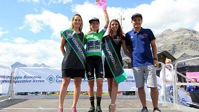 Giro rosa: Van Vleuten nuova padrona