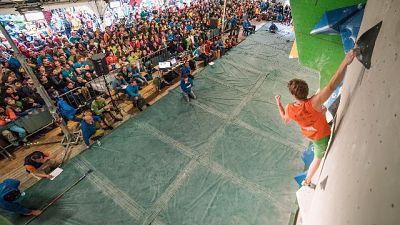 Olimpiadi: l'arrampicata fa sognare