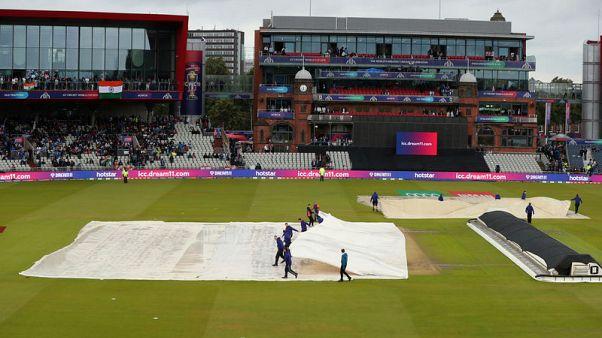 Rain-hit India-New Zealand semis to continue on Wednesday