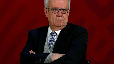 In blow to Mexican president, finance minister quits over economic 'extremism'