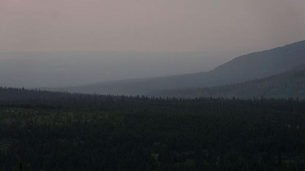 Air quality plummets as wildfire smoke hits Alaska's most populous cities