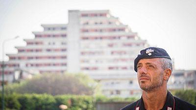 Armi nascoste in cassaforte a Napoli