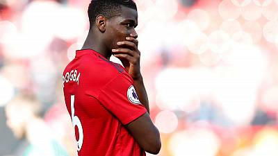 Media have an 'agenda' against Pogba - Solskjaer