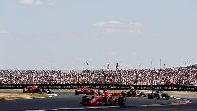 Silverstone agrees five-year deal for British GP